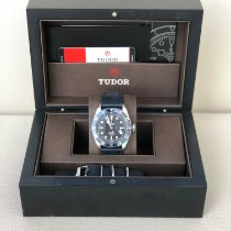 Tudor Black Bay Steel 41mm Black No numerals UAE, Dubai