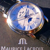 Maurice Lacroix Masterpiece Phases de Lune MP6347 usados