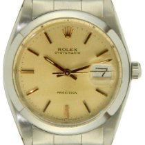 Rolex 6694 Steel 1993 Oyster Precision 34mm pre-owned
