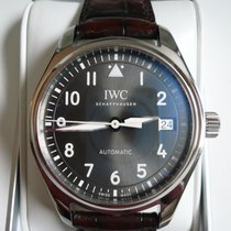 IWC Pilot's Watch Automatic 36 Steel 36mm Grey Arabic numerals United States of America, Colorado, Arvada