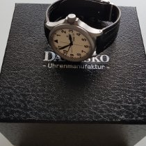 Damasko Steel 40mm Automatic 0757 pre-owned