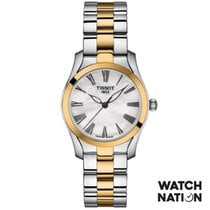 Tissot Silver Quartz 30mm new T-Wave