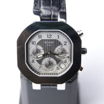 卡洛卡 钢 38mm 自动上弦 clerc, chronometer 二手