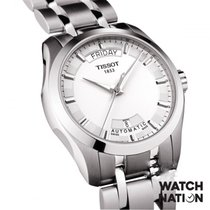 Tissot Couturier Steel 39mm Silver Singapore, Singapore