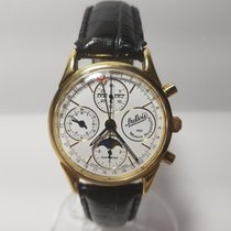 DuBois et fils pre-owned Automatic 36mm Plexiglass 3 ATM