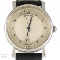 Chronoswiss Steel Automatic Silver 37mm pre-owned Kairos