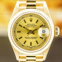Rolex Lady-Datejust Yellow gold 26mm Gold United States of America, Massachusetts, Boston