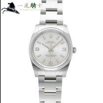 Rolex Oyster Perpetual 34 nuevo Automático Reloj con estuche y documentos originales 114200