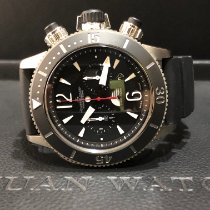 Jaeger-LeCoultre Master Compressor Diving Chronograph GMT Navy SEALs Titanio 46.3mm Negro Sin cifras