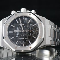 Audemars Piguet Royal Oak Chronograph 26320ST.OO.1220ST.01 Meget god Stål 41mm Automatisk