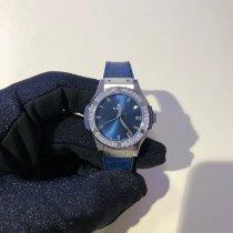 Hublot Classic Fusion Blue 581.NX.7170.LR.1104 2020 new