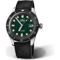 Oris Divers Sixty Five 01 733 7720 4057-07 4 21 18 new