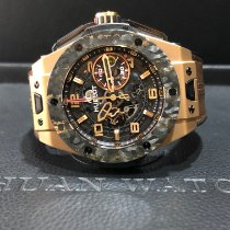 Hublot Rose gold 45mm Automatic 401.OJ.0123.VR pre-owned Singapore, Singapore