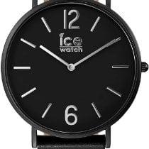 Ice Watch Çelik Quartz Siyah 41mm yeni