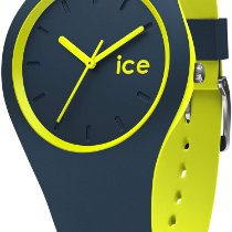 Ice Watch Plastik Quartz Mavi 29mm yeni