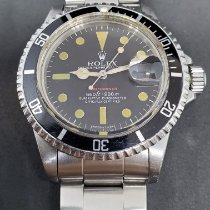 Rolex Submariner Date 1680 Red Mark IV 1973 usados