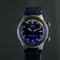 IWC Aquatimer Automatic Acciaio 42mm Blu Italia, JESOLO