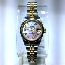 Rolex Lady-Datejust pre-owned Gold/Steel
