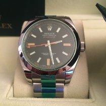 Rolex Milgauss 116400GV 2009 подержанные