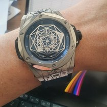 Hublot Big Bang Sang Bleu Titanium Blue