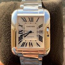 Cartier Tank Anglaise White gold Silver UAE, Umm Al Quwain