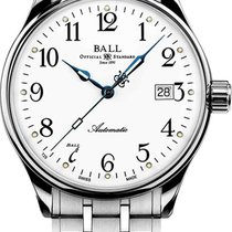 Ball Trainmaster NM3288D-SJ-WH 2019 new