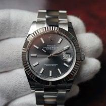 Rolex Datejust Steel 41mm Grey Roman numerals United States of America, Florida, Orlando