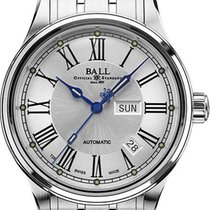Ball Trainmaster Roman NM1058D-S4J-WH 2019 neu