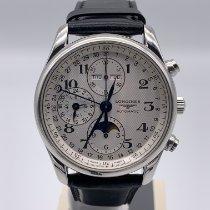Longines Master Collection Stahl 40mm Silber Arabisch Deutschland, Hamburg