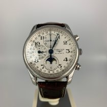 Longines L2.673.4.78.3 Steel 2007 Master Collection 40mm pre-owned