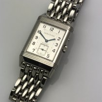 Jaeger-LeCoultre Reverso Duoface Jaeger-LeCoultre 270.8.54 Reverso Mens Duoface NIGHT & DAY Good Steel Manual winding New Zealand, Auckland