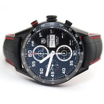 TAG Heuer Carrera Calibre 16 Titanium 43mm Black Arabic numerals United States of America, Florida, Aventura