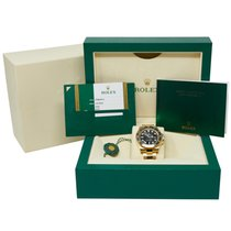 Rolex 116718LN Yellow gold 2017 GMT-Master II 40mm pre-owned United States of America, California, Los Angeles