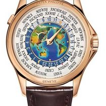 Patek Philippe World Time new 2015 Automatic Watch with original box and original papers 5131R-001