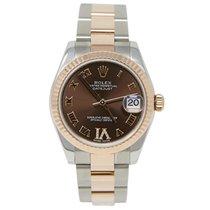 Rolex 178271 Acero y oro Lady-Datejust 31mm usados