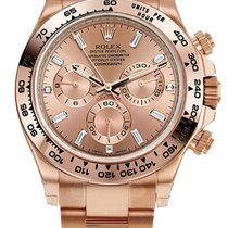 Rolex Daytona new 2020 Automatic Chronograph Watch with original box and original papers 116505