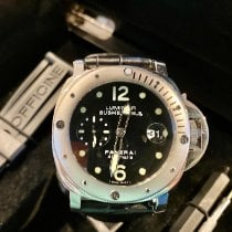 Panerai Steel 44mm Automatic PAM 00024 pre-owned United States of America, New York, Brooklyn