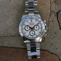 Rolex Daytona Steel 40mm White No numerals United States of America, Florida, Orlando