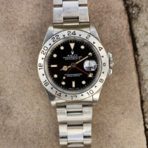 Rolex Explorer II Steel 40mm Black No numerals United States of America, Florida, Orlando