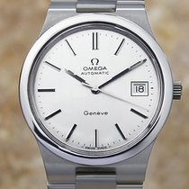 Omega Genève Steel 36mm Silver United States of America, Connecticut, Darien