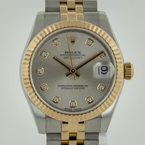 Rolex Lady-Datejust 178273 2015 pre-owned
