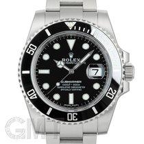 Rolex Remontage automatique Noir 40mm occasion Submariner Date