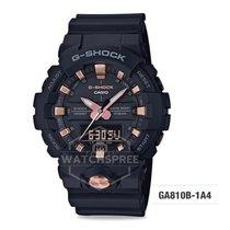 Casio G-Shock GA810B-1A4 GA-810B-1A4 Nuovo