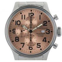 Zeno-Watch Basel Steel 47mm Automatic 8557 pre-owned