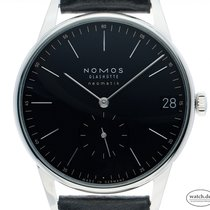 NOMOS Orion Neomatik Staal 41mm Blauw