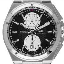 IWC Big Ingenieur Chronograph Otel 45.5mm Negru