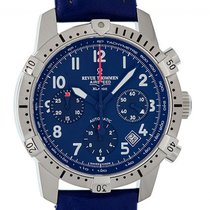 Revue Thommen Airspeed - X Large new Automatic Chronograph Watch with original box and original papers 16055.6537