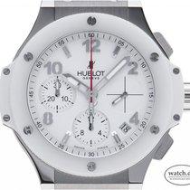 Hublot Big Bang 41 mm neu Automatik Chronograph Uhr mit Original-Box und Original-Papieren 342.SE.230.RW