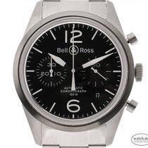Bell & Ross BR V1 BRV126-BL-ST/SST nou