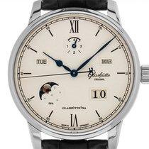 Glashütte Original Senator Excellence neu 2020 Automatik Uhr mit Original-Box und Original-Papieren 1-36-02-01-02-30